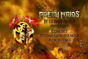 Pretty Maids - It Comes Alive (2012) DVD9