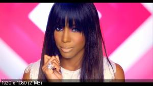 Kelly Rowland - Kisses Down Low (2013) HDTV 1080p