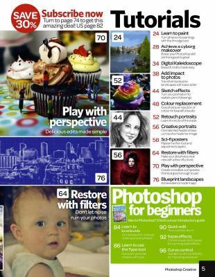 Журнал | Photoshop Creative №97 [2013] [PDF] [En]