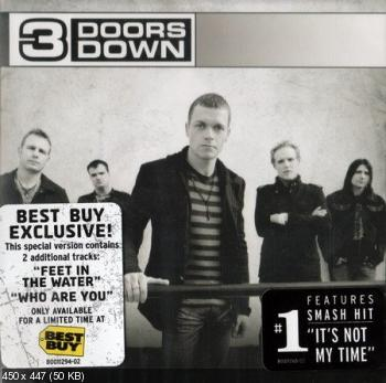3 Doors Down - Discography (2000-2011) (Lossless) + MP3