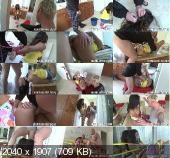 Ruby Reyes - Ruby Gets Her Ass Mopped [Humiliated/PornPros] (2009/SiteRip/324 MB)