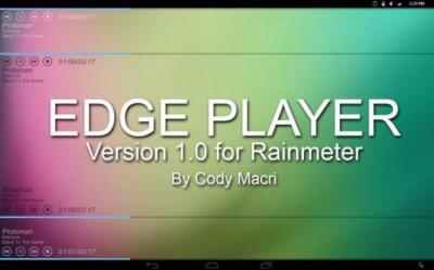 Rainmeter  Build  RC  Portable  Skins  Gadgets  Multi Rus