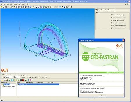 ESI Advanced CFD ( 2013.0, Win, 2013, ENG )
